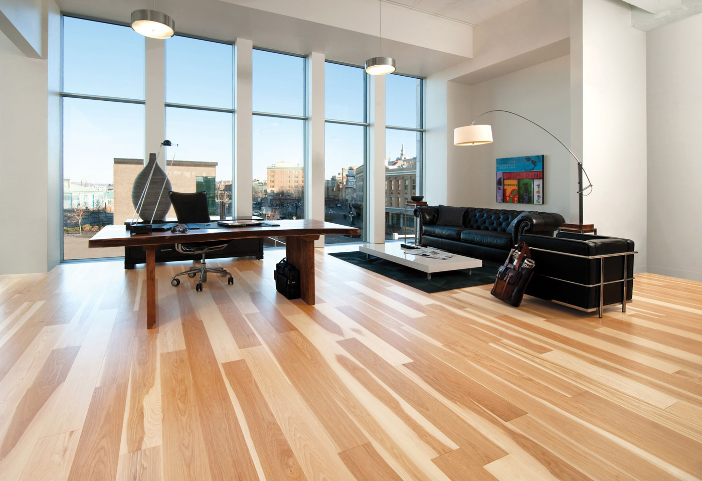 Hardwood flooring and laminate flooring in cumming ga - Grey wood floors modern interior design ...